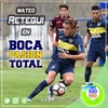 Logo @mateoRetegui En @BocaPasionTotal