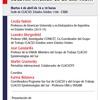 Logo Invitación a la Charla México entre Estados Unidos y Nuestra América en la era Trump