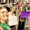 """Logo """"El ecofeminismo es un movimiento social en plena construcción"""""""