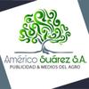 Logo #Perspectivas 2019-08-22 (jueves) Micro de Agro en @laochoam830 por Agencia Americo Suarez LT8am830.