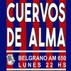 Logo Cesar Francis Candidato a Presidente de #SanLorenzo por @Volver_a_SL en @CuervosAlma