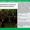 Logo Carta abierta Trabajadoras cordobesas  de la Ciencia, la Salud y la Cultura por el Derecho al Aborto