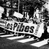 """Logo Mariana Moricz (Los Pibes- INTA Avellaneda) """"Hablamos de una alimentación de calidad como derecho"""""""