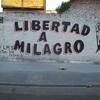 Logo MILAGRO SALA . PRESA POLITICA , DOS AÑOS, MARTES 16 DE ENERO ACTIVIDADES, FILMUS AM 750