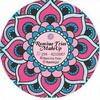 Logo Romina Frias Make Up desde Cutral - Co