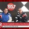 Logo Nota | La Primera Mañana - Hernán Cuadrado Cortéz y Oscar Barnera | Club de Leones Mar de Ajó