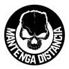 Logo MANTENGA DISTANCIA EN RADIO NACIONAL ROCK