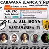 logo All Boys 2 – 1 Santamarina (Transmisión de @caravanaallboys x AM 740)