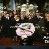 Logo Audio del Presidente provisional del Senado José Antonio Allende durante el funeral del Gral Perón