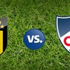 Logo Peñarol vs Nacional