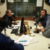 Logo Roberto Milio Sec. Gral Seccional de Dragado y Balizamiento visitó los estudios de Radio América.