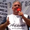 Logo ¨Nosotros rechazamos el pago en negro y mas tratandose del estado ´´ Jorge  Adaro Sec Gral Ademys