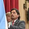 """Logo """"Nadie nunca le hizo tanto daño a la democracia y a la república en Salta como el actual gobernador"""""""