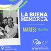 Logo Libro 'Nunca estuviste solo', de Tomás Guala, en 'La buena memoria' (Radio CV)