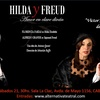 """Logo Víctor Hugo habla de """"Hilda y Freud, amor en clave de diván"""""""