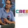 """Logo Entrevista a Daniel Cerezo, fundador de la Empresa Social """"Creer Hacer""""."""
