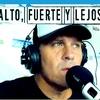 """logo """"La Champions de Messi"""" Alto Fuerte y Lejos - Hugo Lamadrid -"""