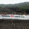 Logo Autovía: Abogados ambientalistas denuncian el proyecto ante la Corporación Andina de Fomento