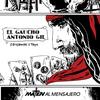 """Logo #Entrevista: #historieta del #GauchitoGil en """"Despacito y por las piedras"""" por @NacionalMza"""