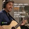 Logo La Llave: entrevista con el cantante, guitarrista y compositor Pablo Mengo