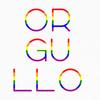 Logo Celebrando el Mes del Orgullo LGBT en Latitud Gay