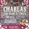 "Logo Charlas con Olor a Tinta: Entrevista a Pablo Echarri: ""Siento un gran orgullo por los canillitas"""