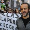 Logo Eduardo Lopez Secretario General de UTE @Eduardoute #NNQO