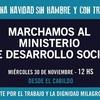 """Logo Carlos Leiva /  """"Nuestras bases nos reclaman salir a luchar por que la situación no da para mas"""""""