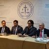 Logo Entrevista Gustavo TOPIC Abogado Compliance Roberto VILLALOBOS ATLAS Cintia NEVES Bancos Empresas