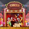 Logo Circo de Roberto Lobos - Por Alejandro Muraca