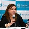 Logo #EntrevistaLU14   María Cecilia Velázquez - Presidenta del CPE.
