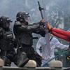 Logo Yenny Velasco: Informe sobre la situación en Colombia