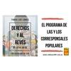 """Logo Programa Nº 39 Derechos y al Revés 2020 """"Seguimos haciendo radio 📻 desde casa 🏘️ """""""