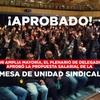 Logo Especial Vamos Al Frente Paritarias: Acuerdo Salarial en Telefónicos. Parte 1. 18/07/2018.