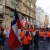 Logo Chile sigue de pie