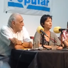 Logo CHARLA CON MERCEDES MARCO DEL PONT EN RADIO NARANJO EN FLOR