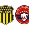 Logo Kesman,Peñarol vs Wilstermann,24/5/2017