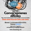 Logo La psicoterapeuta Diana Wang conversó de su taller sobre Conversaciones difíciles.