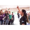 Logo Claudia Lazzaro SOCRA #MujeresSindicalistas sobre la presentacion del 2do cuadernillo de formación