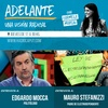 """Logo Edgardo Mocca: """"Los grandes ganadores de las PASO fueron Cristina y Agustín Rossi"""""""