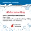 Logo  Liliana Maltz habló en Educación Hoy sobre la enseñanza de la ESI