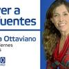 Logo Cynthia Ottaviano y su editorial, en #VolverALasFuentes