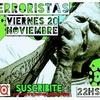 """Logo Charlamos con Fernando de Hoz, de """"ERRORISTAS"""", sobre el show via streaming del 20 de noviembre"""