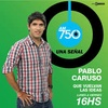 Logo El Alva con Pablo Caruso en AM750 defendiendo su Cooperadora
