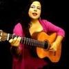 """Logo Romina Oviedo canta Cartonero en vivo """"Cartonero"""" de su autoría"""