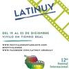 Logo 12° LATINUY OPERA PRIMA - Festival de Cine Latino, Uruguayo y Brasileiro de Punta del Este