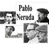 Logo A 46 años PABLO NERUDA homenaje. Su VOZ y enormes de nuestra música cantan sus poemas -23 septiembre