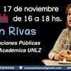 Logo ENTREVISTAMOS A EVELYN RIVAS