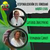 Logo Rebelde Amanecer Programa Nº 16: Entrevista a Gustavo Zbuczynski y Fernanda Canut