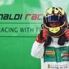 Logo Nota con José Manuel Balbiani quien fue 5to en la clase AM Cup en las 24hs de Spa Francorchamps